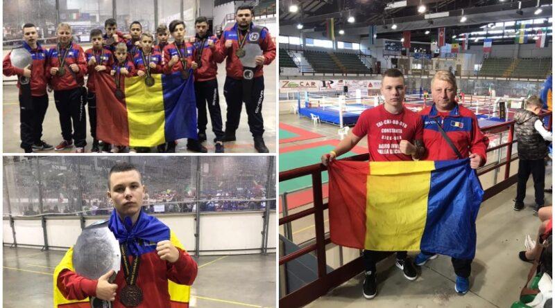 Marcel și Ștefan Ilașcu câștigă aurul la Campionatul Mondial ICO de la Roma