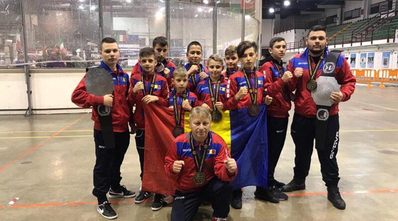 Clubul Tai-Chi-Do-Ryu Constanța, primul loc pe podium la Cupa României de Autoapărare