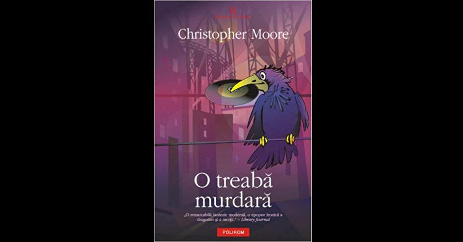 O treabă murdară-Christopher Moore