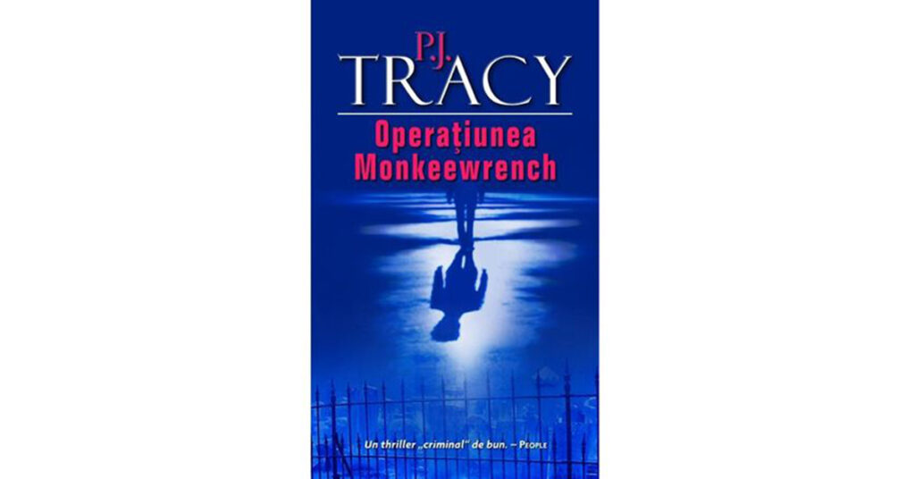 Operațiunea Monkeewrench-P. J. Tracy
