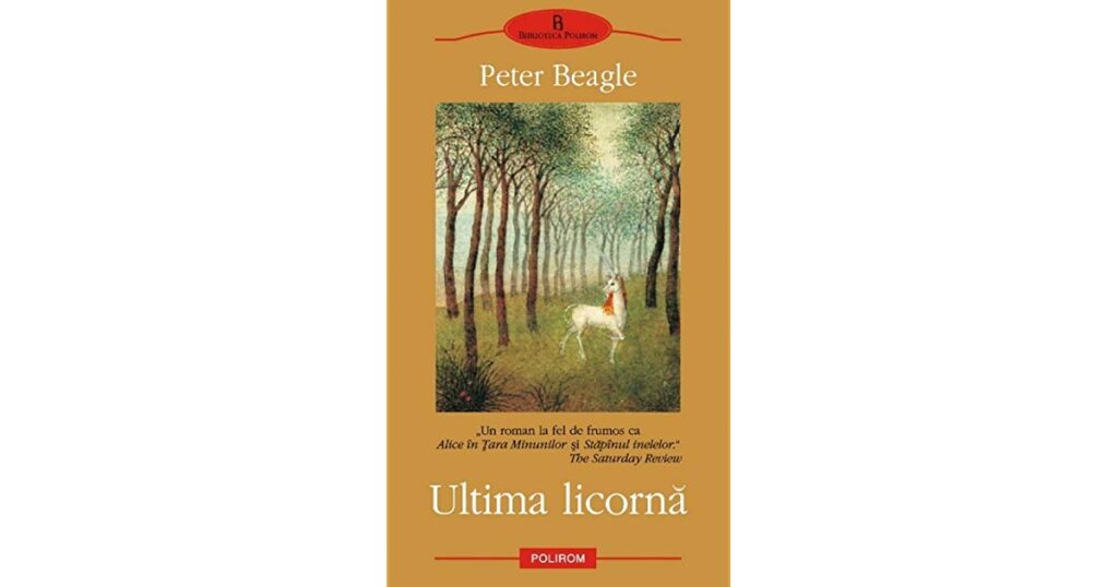 Ultima licornă-Peter S. Beagle