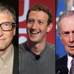 Sase miliardari moguli ai lumii
