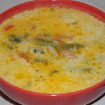 Supa din pastai de fasole